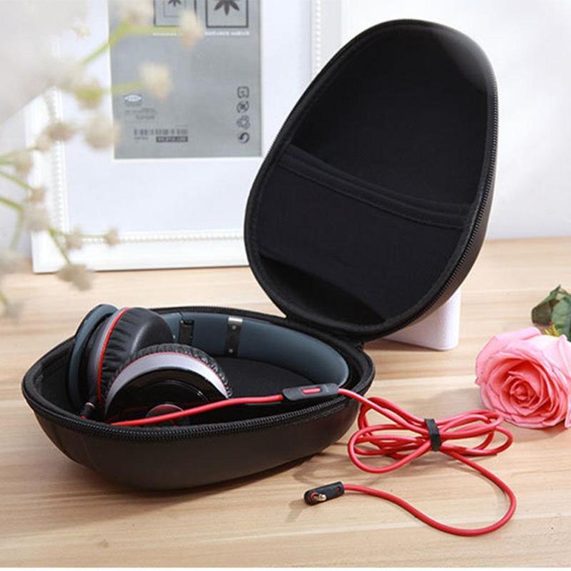 Portable SD Hold Case Storage Carrying Hard Bag Box Case for Earphone Headphone Earbuds memory Card Caja de transporte auricular