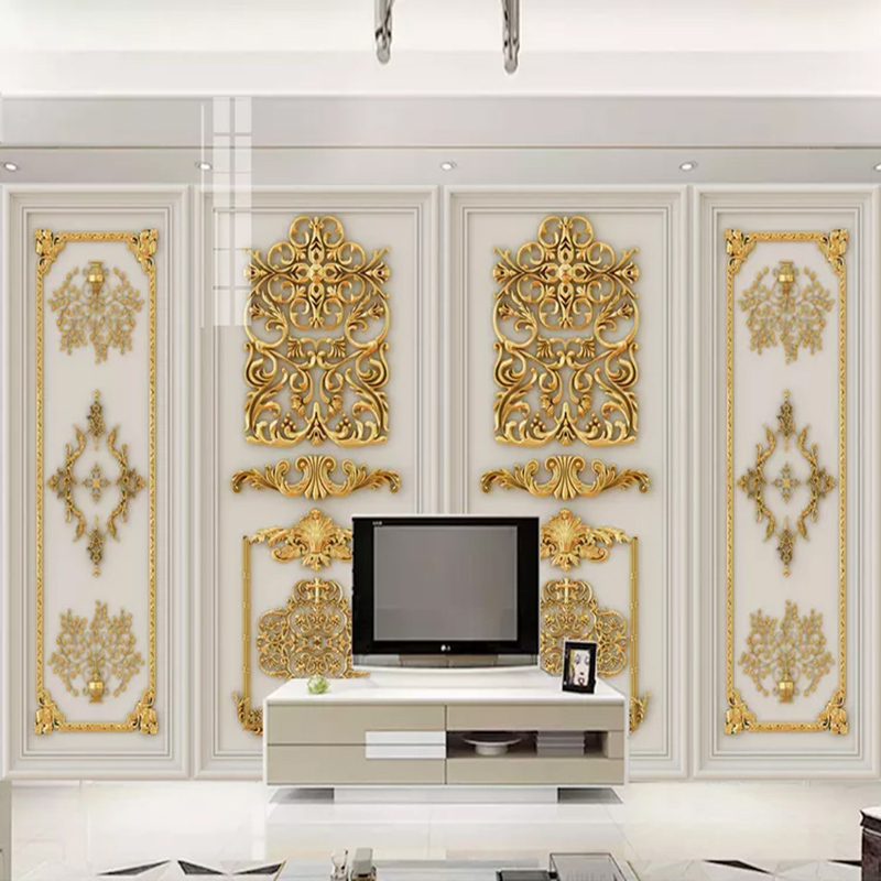Top 10 Most Popular Style Luxury Wallpaper Home Decoration Near Me And Get Free Shipping A18