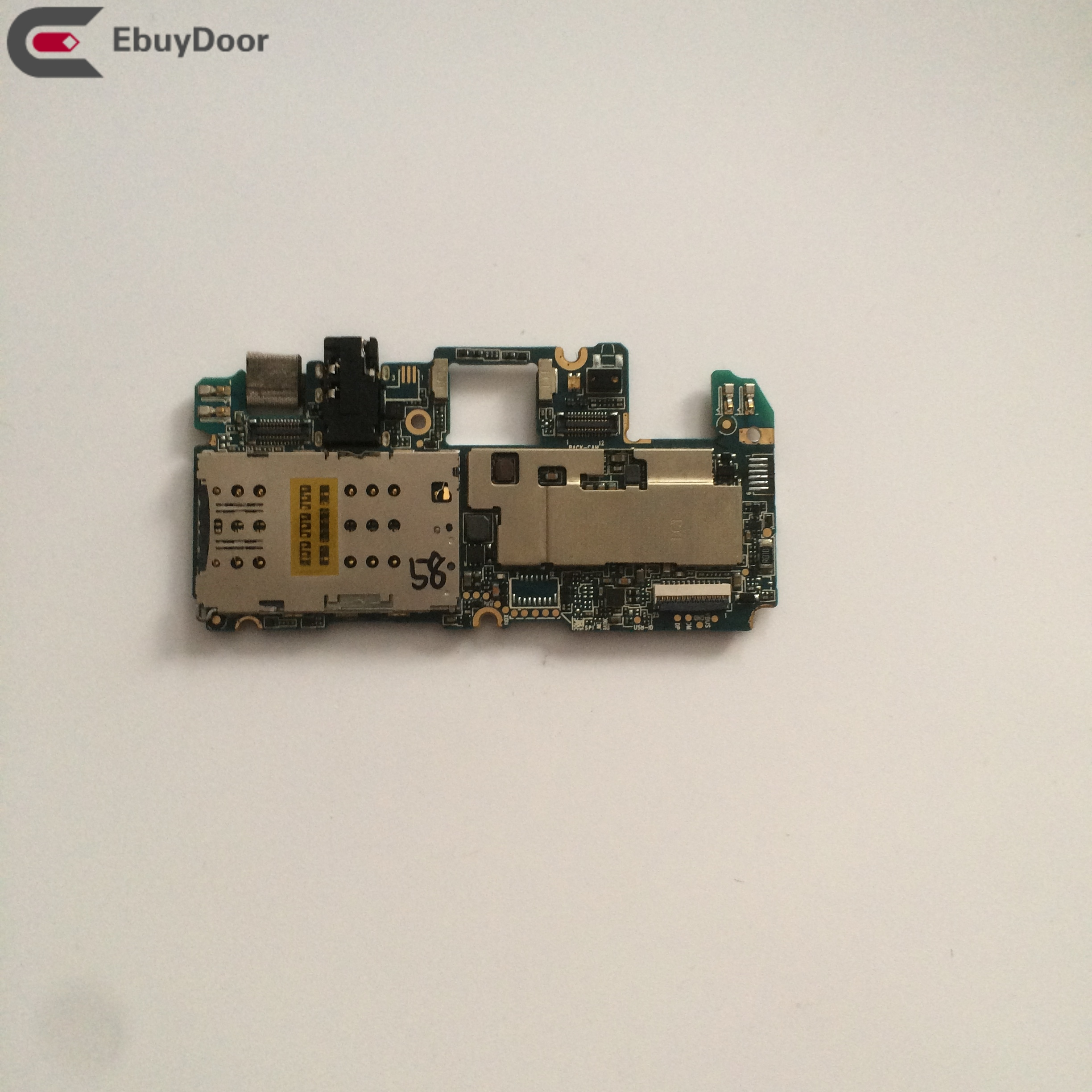 Used Have Lock Need Brush Mainboard 2G RAM+16G ROM Motherboard For HOMTOM HT6 MT6735 Quad Core 5.5Inch 1280x720 HD Free ShippingUsed Have Lock Need Brush Mainboard 2G RAM+16G ROM Motherboard For HOMTOM HT6 MT6735 Quad Core 5.5Inch 1280x720 HD Free Shipping