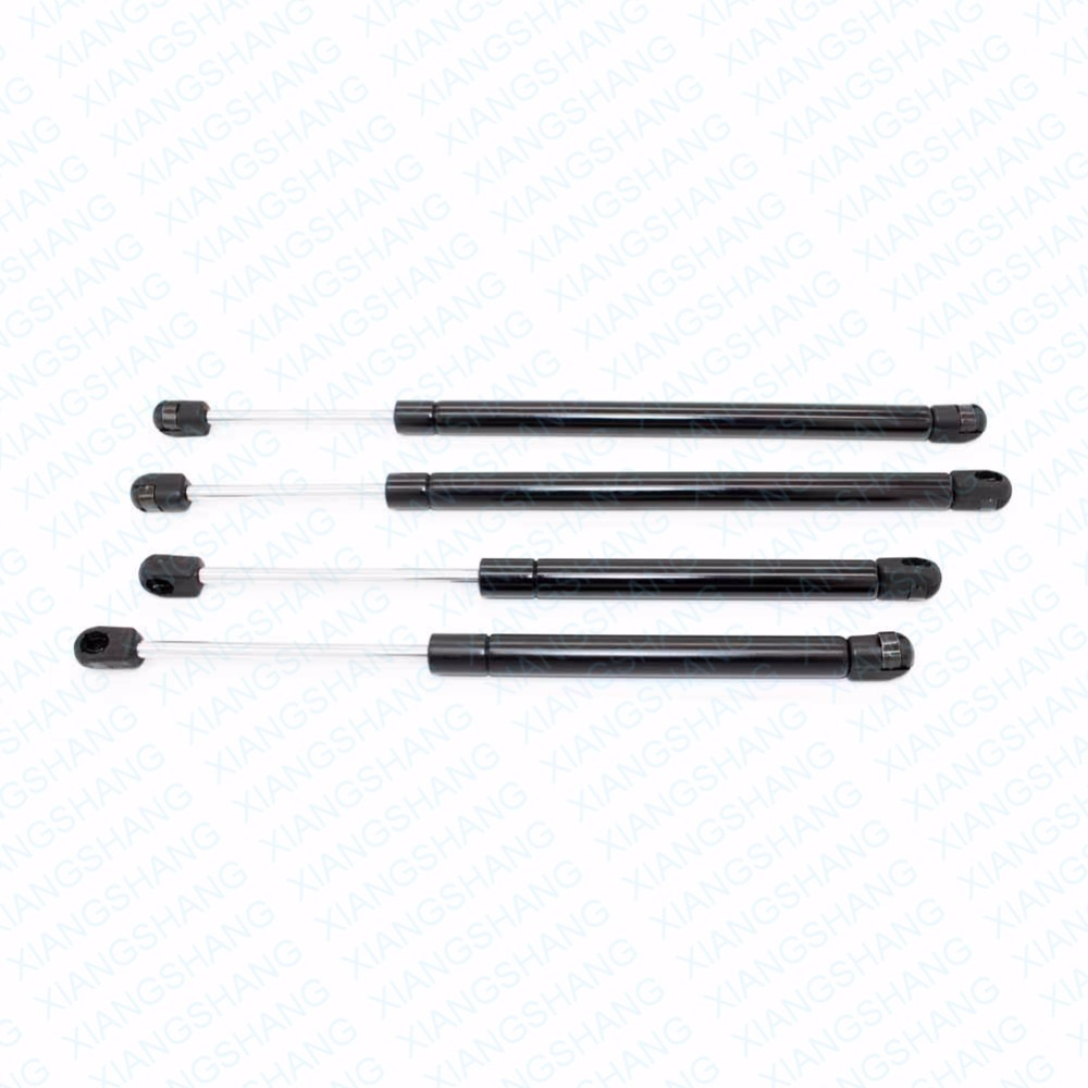 For 2000-2004 2005 2006 GMC Yukon Cadillac Escalade Rear Tailgate & Rear Window Lift Supports Gas Strut Spring Damper Kit