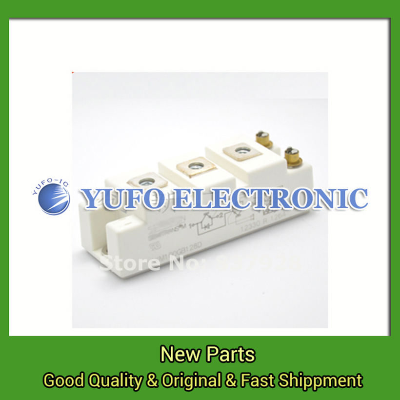 Free Shipping 1PCS  SKM100GB128D Power Modules original new Special supply Welcome to order YF0617 relay цена и фото