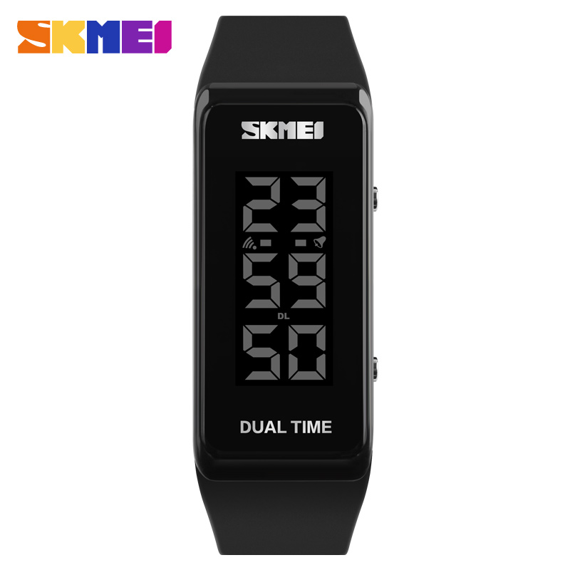 New 2018 Men And Women Sport Watches LED Digital Watch Alarm Military Wristwatches SKMEI Top Brand Luxury Relogio Masculino