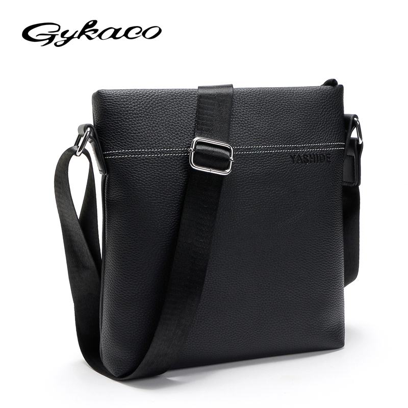 New 2017 Fashion Multifunctional PU Leather Man Bags Casual Men Messenger Bag Brand Design Travel Crossbody Shoulder Bag For Man
