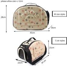 Cat Carrier  handle Bag