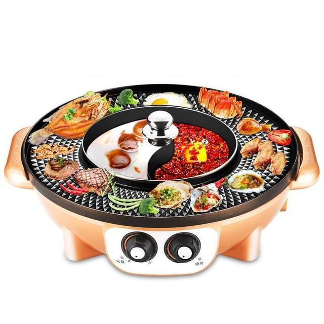 kebab cooking steak household outdoor kitchen roast korean hotplate bakeware oven bbq tool roaster machine grill baking pan