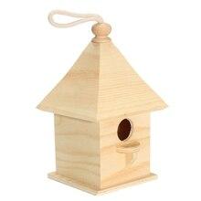 Cute Bird House for Home Decor