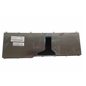 Image 3 - GZEELE clavier dordinateur portable américain, pour Toshiba Satellite L750 L750D L755 L755D L770 L770D L775 L775D V114346CS1, anglais noir, nouveau