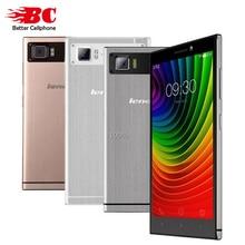 Original Lenovo Vibe Z2 k920 mini 5.5 inch 1280x720P Qual-comm MSM8916 QuadCore 1.2GHZ 2GB RAM 32GB ROM 13.0MP 4G FDD-LTE Phone