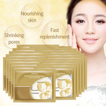 Pilaten Official Store 5pcs Collagen Crystal Facial Mask Whitening Moisturizing