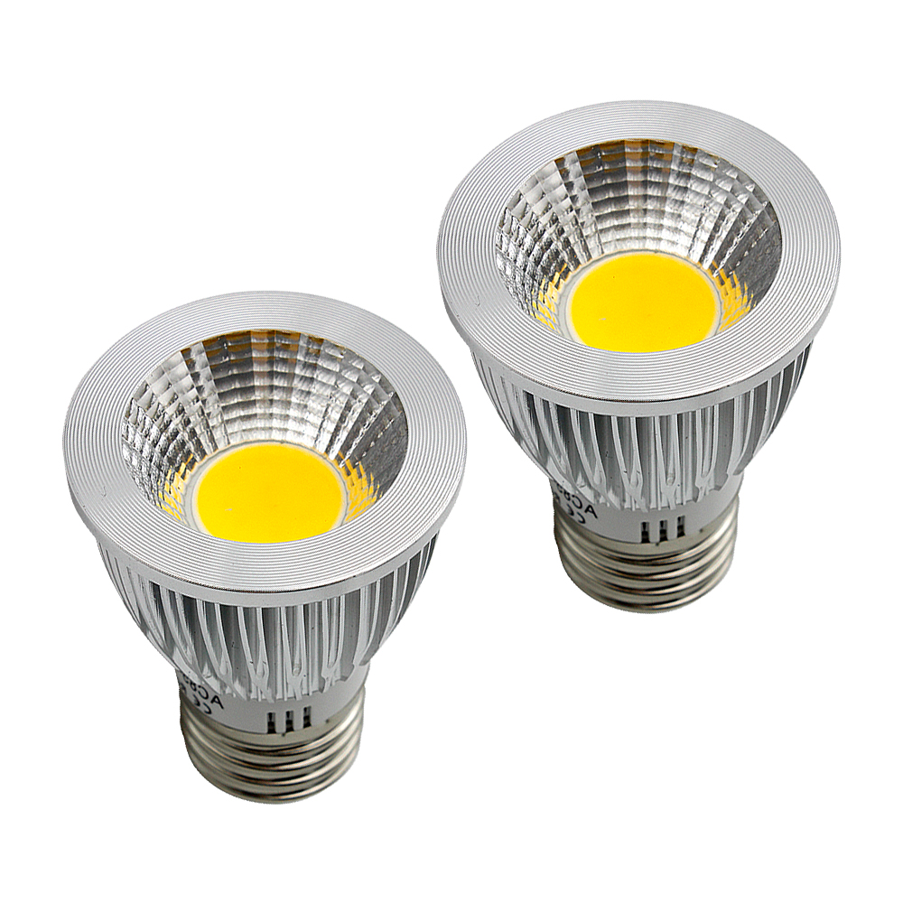 1xSuper Bright 15W 12W 9W Dimmable LED COB Spotlight E14 E27 MR16 GU10 Bulb Lamp Light AC 220V 110V 12 Replace 60w 90w Halogen