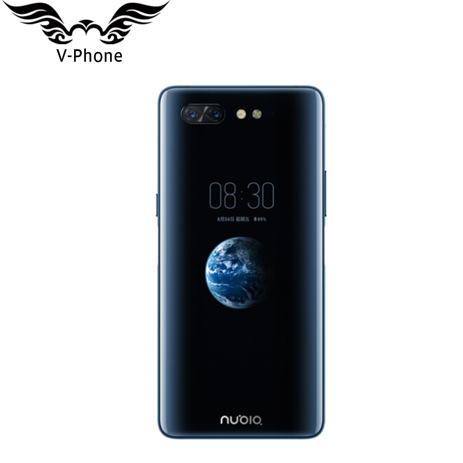Nubia X Dual Display 4G LTE Smartphone 4