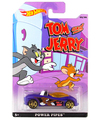 2015 New TOM&JERRY Hot Wheels 1:64 CMJ28 Alloy small car Baby Toy Set of 6 classic cartoon free shipping Christmas gift