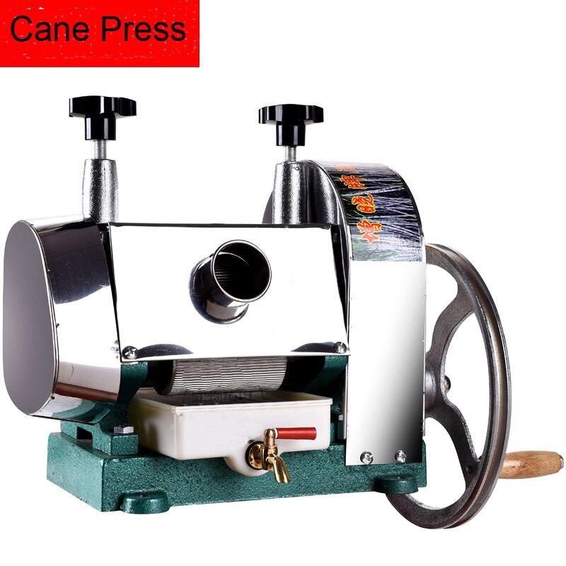 Exprimidor Manual de Caña de Azúcar Mill//Crusher Liguid Extractor Comercial