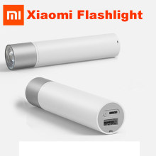 Xiaomi Mjia Flash light 11 Adjustable Luminance Modes With Rotatable Lamp Head 3350mAh Lithium Battery USB Charging Port(China)