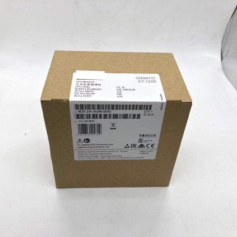 Original In New box 6ES7214 1BG40 0XB0