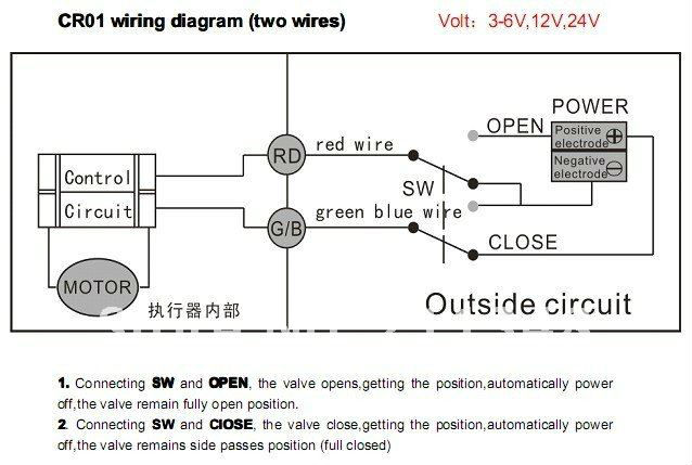 2 wire actuator wiring trusted wiring diagrams \u2022 2009 chevy cobalt door lock wiring diagram 1 2 mini electric actuator valve 2 wires cr01 dc12v motorized rh aliexpress com 2 wire door lock actuator wiring diagram barber coleman actuator wiring
