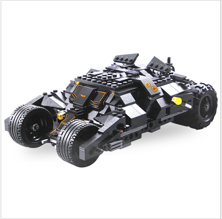 7105 Tumbler Batman Bat Star Bricks Wars Building Blocks Super Heroes Batman Toys For Children