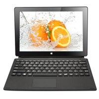 Съемная 2 в 1 двойной OS Tablet PC 10,1 ''черный 4 + 64 ГБ хранения четырехъядерный процессор Multi Touch Планшеты Двойная камера HDMI