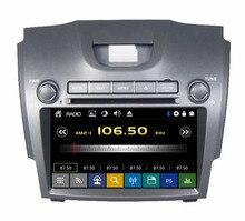 Android6.0 dvd-плеер головное устройство для Isuzu DMAX D-MAX Chevrolet Colorado S10 2013 gps-навигация Радио BT магнитофон стерео