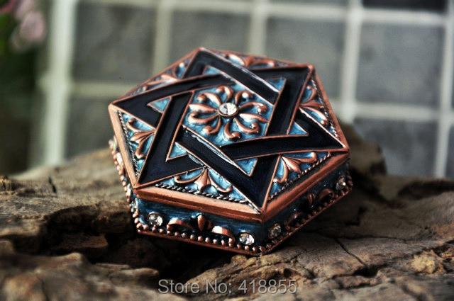 silicone mold 2D Retro European Princess jewelry box soap molds