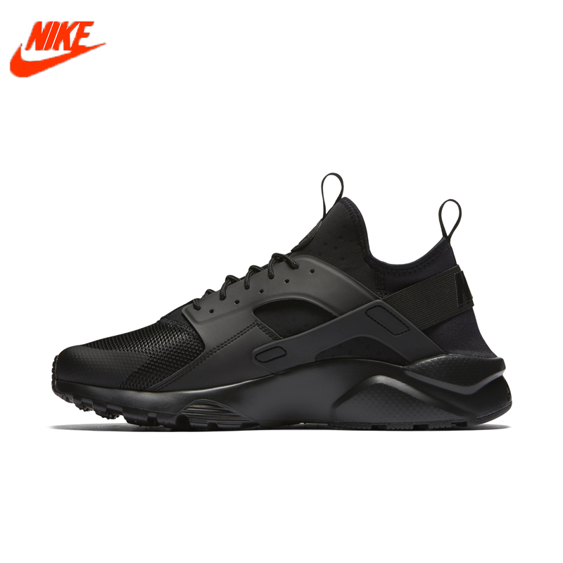 Original NIKE AIR HUARACHE RUN ULTRA Men's Running Shoes New Arrival Official NIKE Sneakers for Men Outdoor Ultra Boost Athletic intersport original new arrival official nike fly x men s basketball shoes sneakers mens sneakers ultra boost shoes breathable