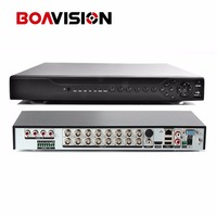 New BEST 16CH 1080P AHD DVR For 2 0MP Analog HD 1080P AHD CCTV Camera Network