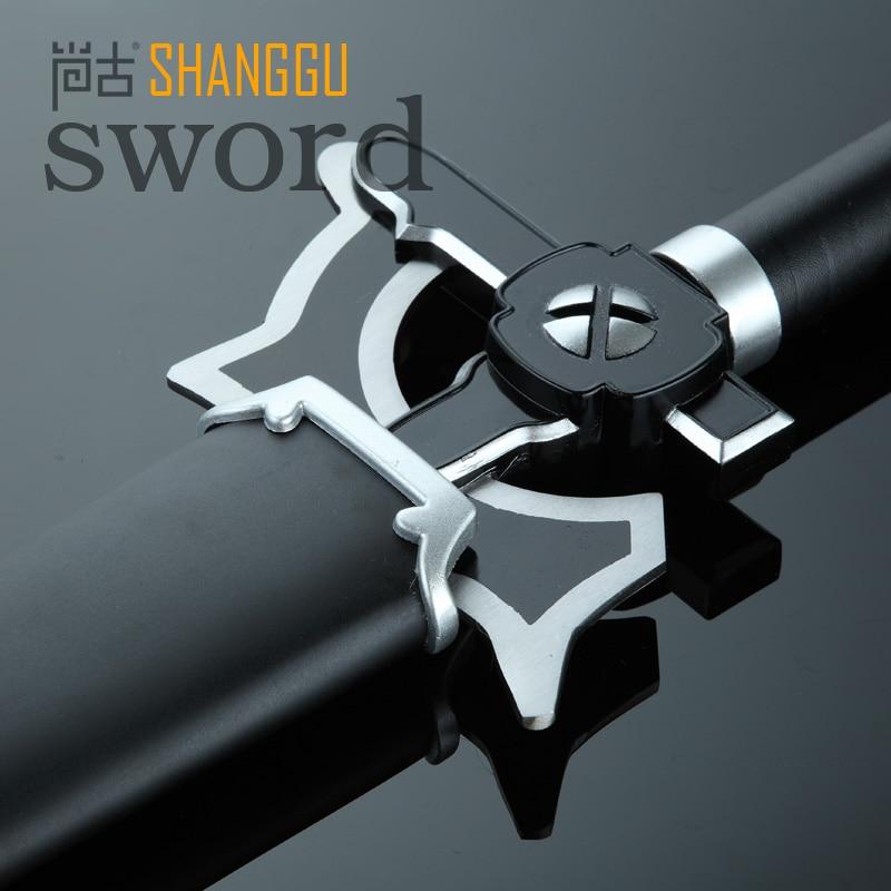 Japan Black Sword Art Online Elucidator Kirigaya Cosplay Kazuto