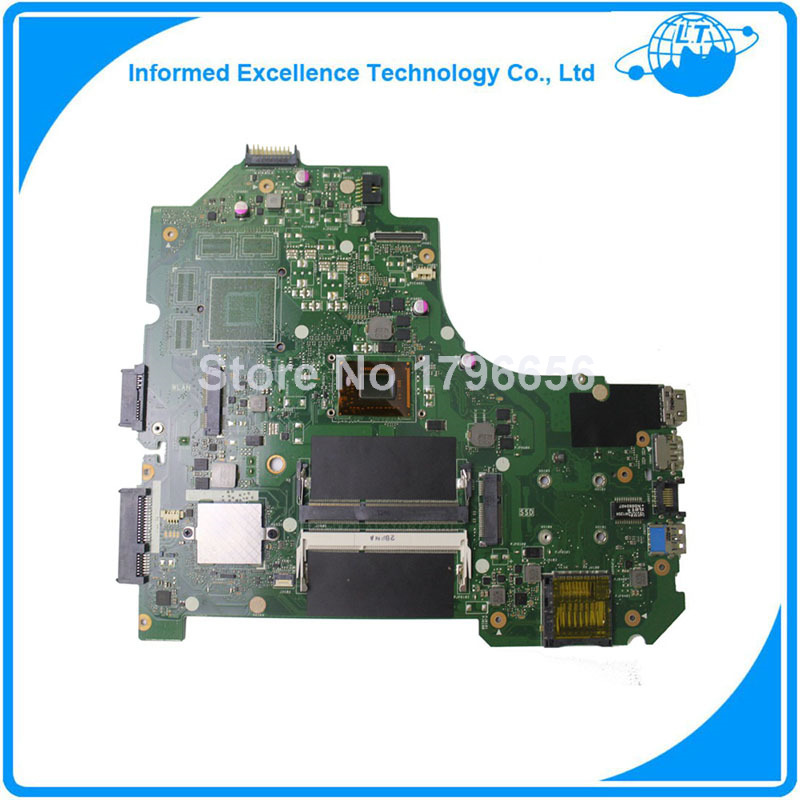 K56CM S56C S550CM A56C Laptop Motherboard cpu  987 for ASUS100% Tested Free Shipping motherboard for asus k56cm s56c s550cm a56c laptop motherboard k56cm mainboard 987 cpu rev 2 0 integrated in stock