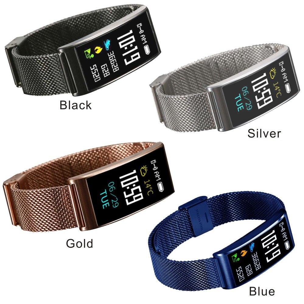Izvorni X3 Smart Watch Muškarci Žene IP68 fitnes tracker Smart - Pametna elektronika - Foto 6