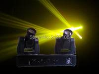 New Design DJ Disco Party Wedding Stage Projector Manufacturer 2PCS 10W White Cree LED Beam Wash