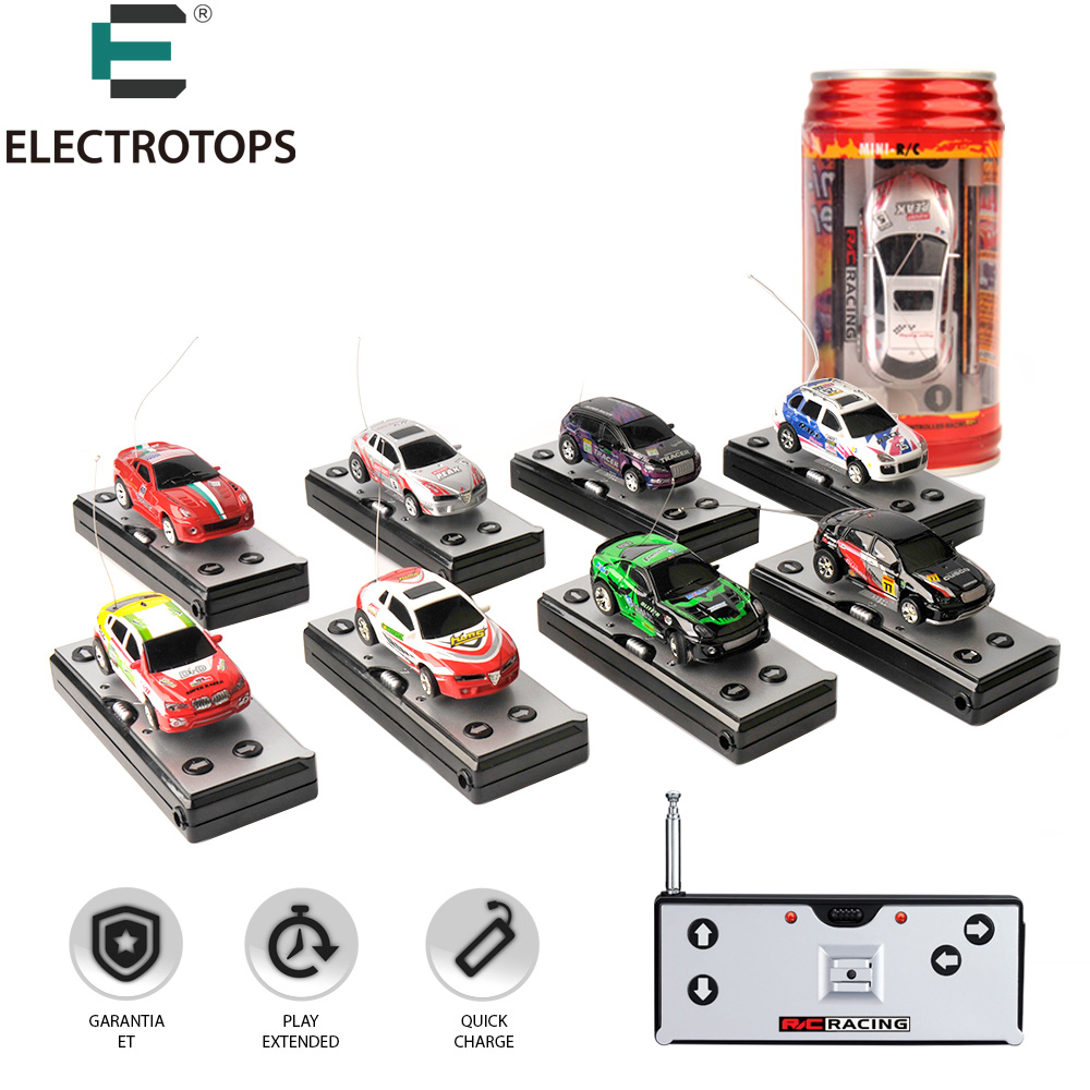 10pcs lot coke can mini rc car radio remote control micro racing cars racing car toy vehicle. Black Bedroom Furniture Sets. Home Design Ideas