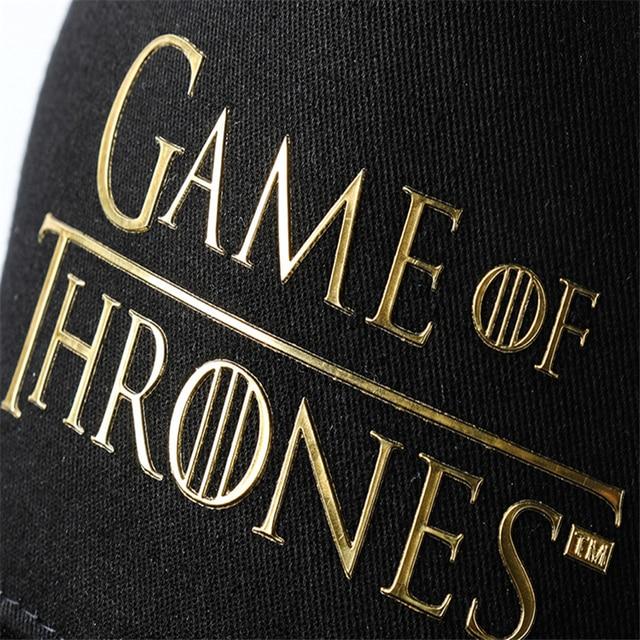 """Game of Thrones"" Baseball Cap  2"