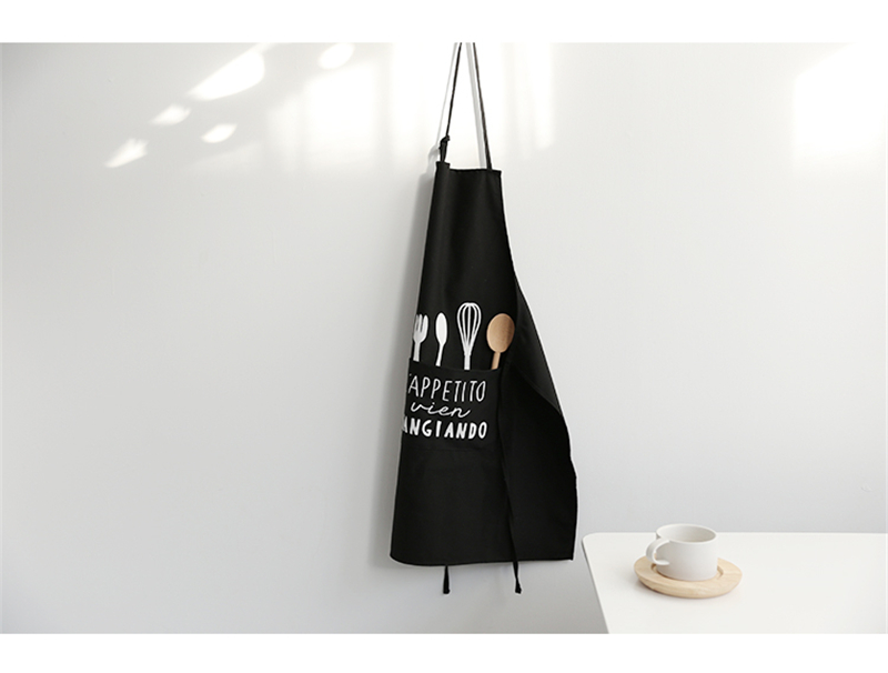 Simplicity Style Kitchen Apron Cooking Baking Shop Skirt Bibs Cafe Flower Shop Home Cleaning Aprons Hairdresser Home Overalls_08