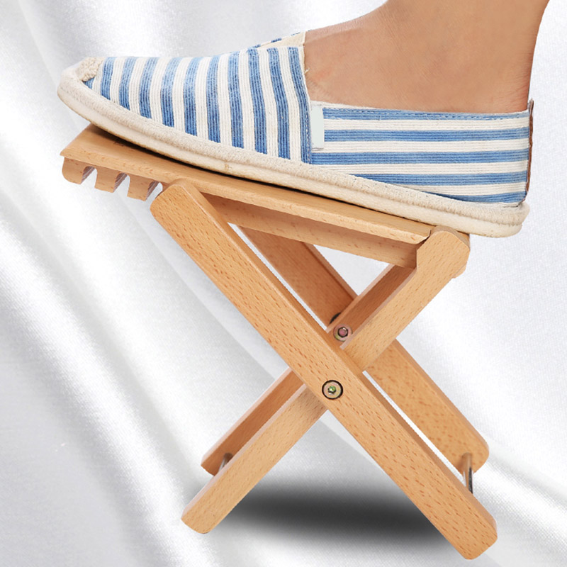 Collection Here Wooden Guitar Foot Rest Stand Stool Pedal Foldable Adjustable Height Accessory Ys-buy In Pain Sports & Entertainment