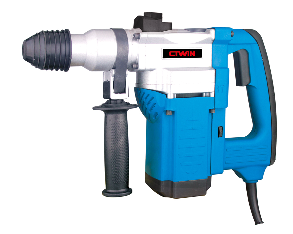 32 MM 1050 W ~ 1200 W Rotary Elettrico Martello Produzione di Alta Qualità Con SDS-plus Electric Drill Power funzione di Architettura