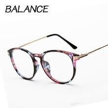 reading glasses retro unisex metal points womens eye glasses frame brand optical uv protection vintage female eyeglasses