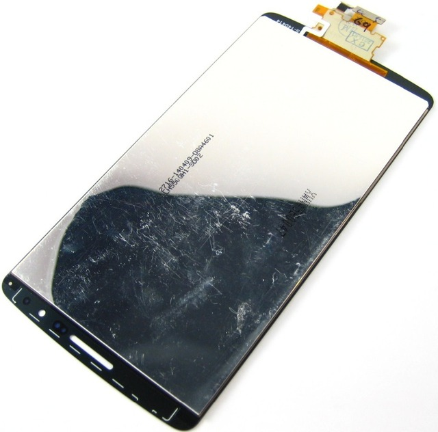 Замена Полный ЖК-Дисплей + Сенсорный Экран Digitizer для LG G3 D850 D851 D855 VS985 Черный Металлик