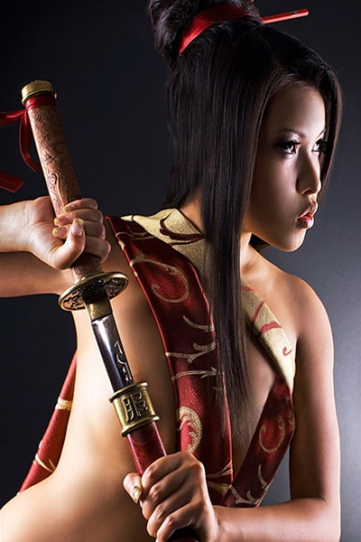Geisha girl erotic videos