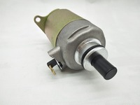 A15 Motorcycle Electric Starter Motor For GY6 50cc 80cc Motorbike Scooter ATV Motor Starting Engine Atv Electric Starter Motor