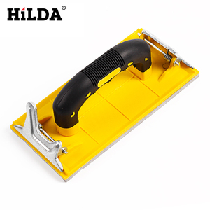 Image 2 - Hilda Sandpaper Holder Grinding Polished Tools For Walls Woodworking Polishing Sandpaper Holder Abrasive Tools