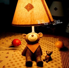 Lovely Animals Watching The Sky Cartoon Cute Children Room Desktop Night Lights Kids Table Lamp As