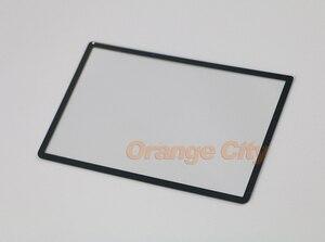 Image 3 - ChengChengDianWan 3 unids/lote, pieza de repuesto para 3DS LL / 3DS XL, cubierta de plástico frontal de pantalla LCD superior