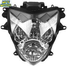For 11-12 Suzuki GSXR600 GSXR750 GSX-R GSXR 600 750 Motorcycle Front Headlight Head Light Lamp Headlamp Assembly 2011 2012 zsdtrp passenger safety handle motorcycle front tank handrails for suzuki gsxr gsx r 600 750 gsxr600 gsxr750 2001 2014