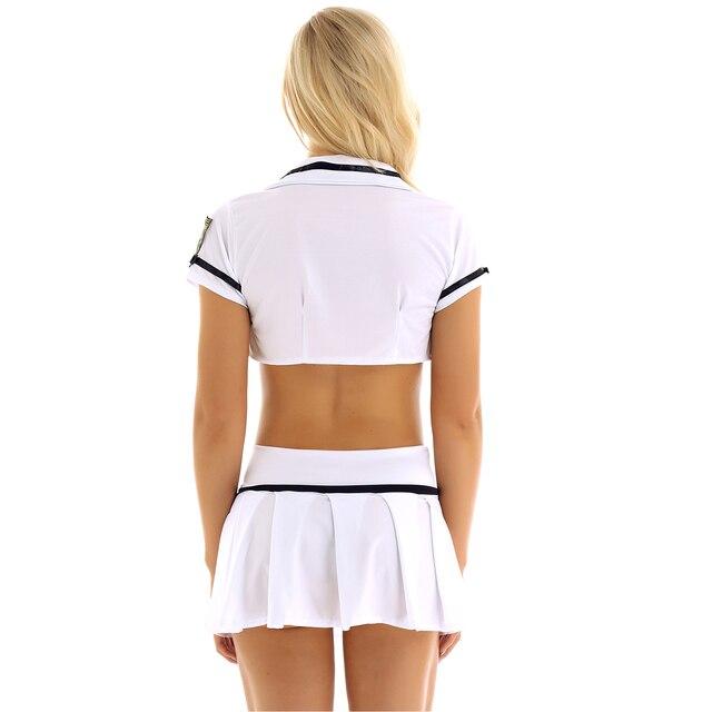 Sexy Police Uniform Role Play Costume #C1531 3