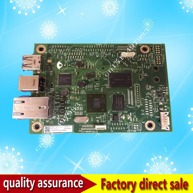 C5F93-60001 Formatter Board For HP M402N M402DN m403N M403DN 402N 402DN 403N 403DN logic Main Board MainBoard mother board tested 90% new power supply board for hp lj pro m402n m402dn m403n m403dn rm2 8516 rm2 8517 printer parts on sale