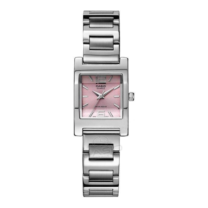 Casio Watch New Fashion Casual Reloje Waterproof Relogio Feminino Dress Fashion Women'S Watch Clock Elegant Thin LTP-1283D-7A casio watch fashion diamond waterproof quartz watch shn 3013d 7a shn 3013l 7a shn 3012gl 7a