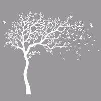 Riesige Kindergarten Baum Wandtattoos Wandbild Dekoration kinder Wandaufkleber Vinilo Wandaufkleber für Kinderzimmer Pvc-wand-aufkleber-wand-aufkleber Muraux Wohnkultur