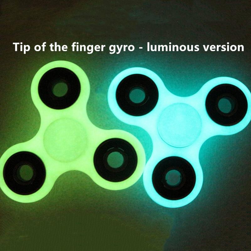 TuKIIE Anti Stress Fidget Spinner Hand Spinner Spiner Toys