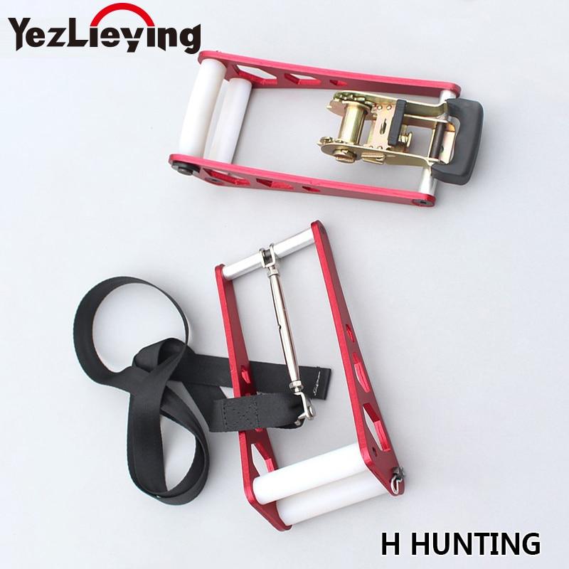 купить New Bow Press Aluminum Alloy Compound Bow Press for Adjusting Compound Bow of Bow Accessories Tools по цене 5034.11 рублей