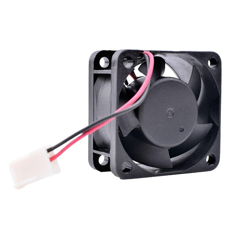 Купить с кэшбэком COOLING REVOLUTION AD0412HB-C50 4cm 40mm fan 4020 12V 0.11A Double ball silent cooling fan